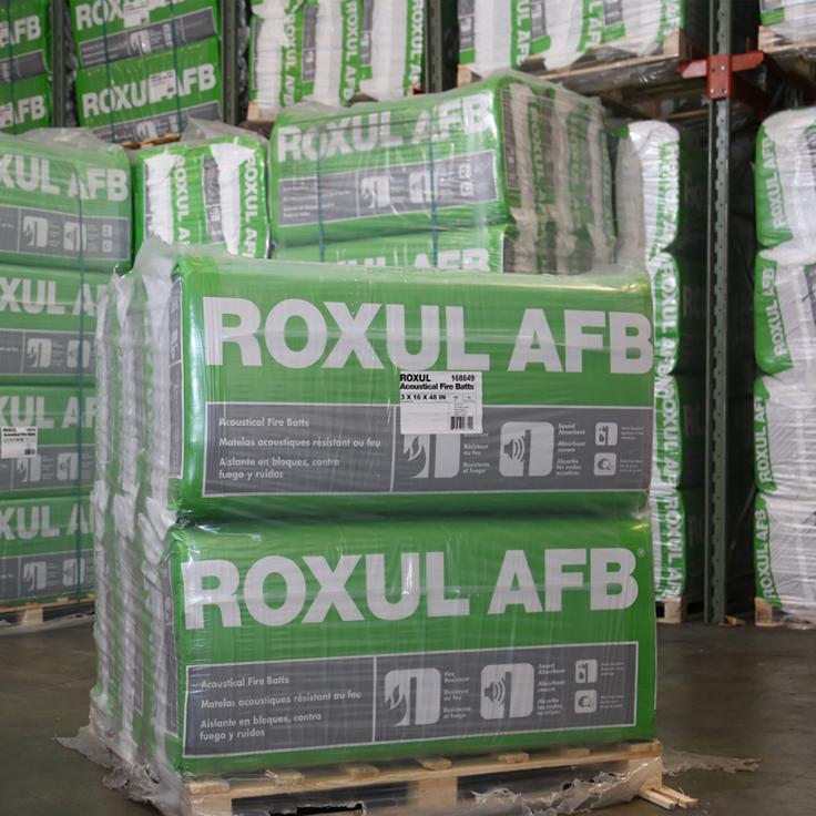 Roxul mineral wool lnsulation building materials for Roxul mineral insulation