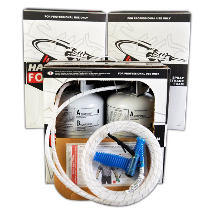 Spray Foam Insulation Kits Local Pick Up And Delivery To