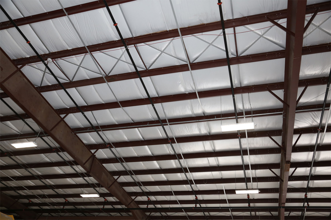Metal Building Insulation And Custom Fabrication Supply