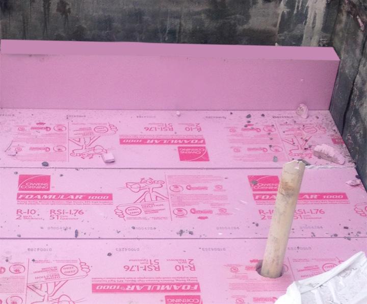 Distributor Of Foamular Xps Rigid Foam Insulation Board