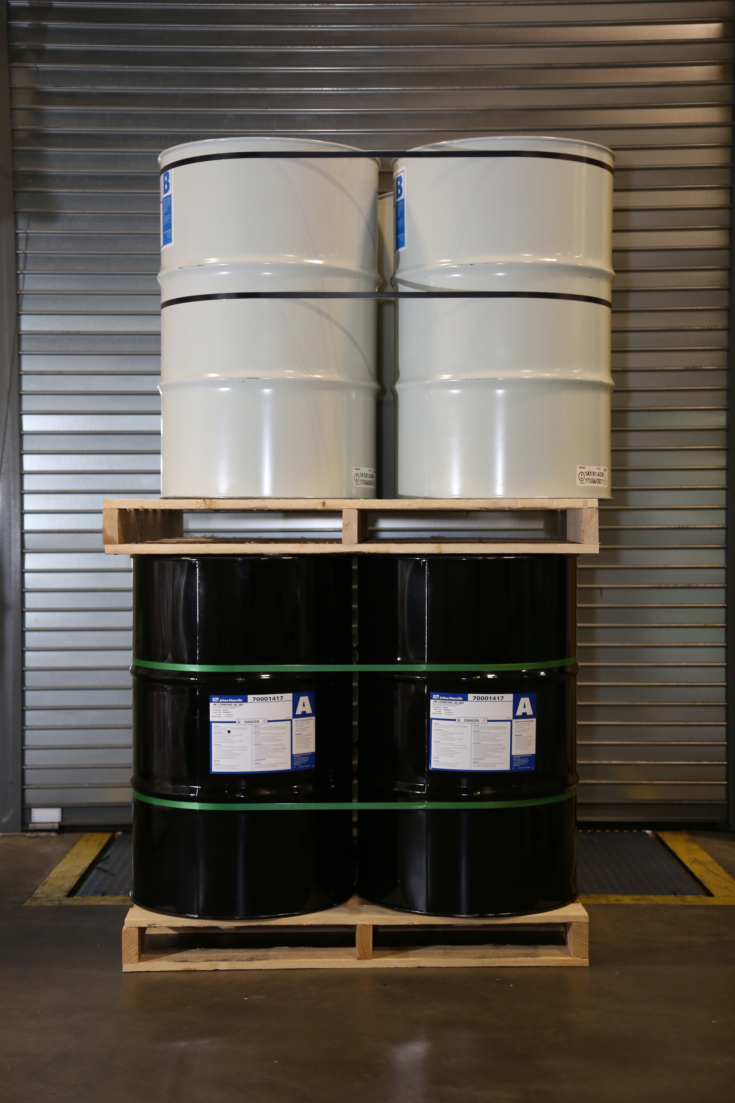 Johns Manville Corbond Spray Foam 55 Gallon Drums