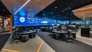 Utilizing Chicago Metallic Suspended Ceiling Grid to Create High-Performing Spaces