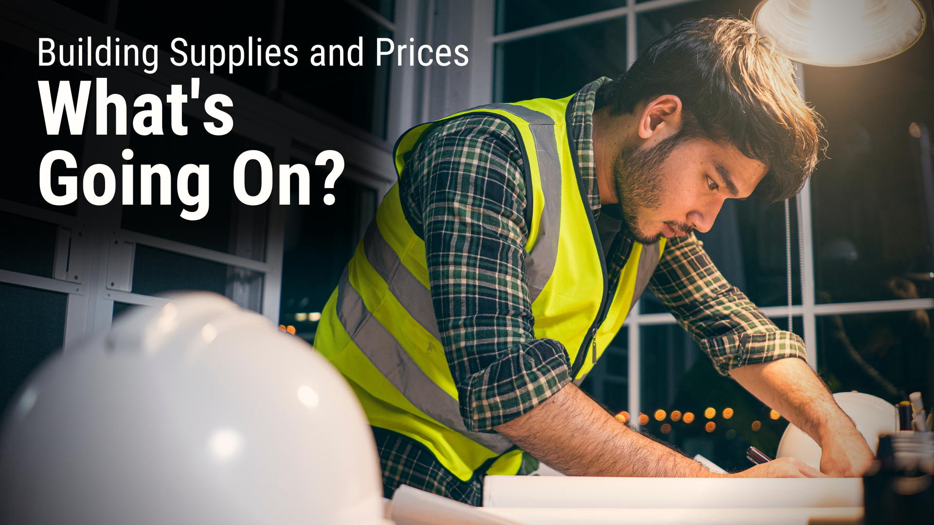 What's Going on with Commercial Building Supplies?