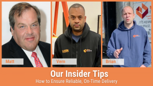 Our Insider Tips for Contractors: How to Ensure Reliable, On-Time Delivery
