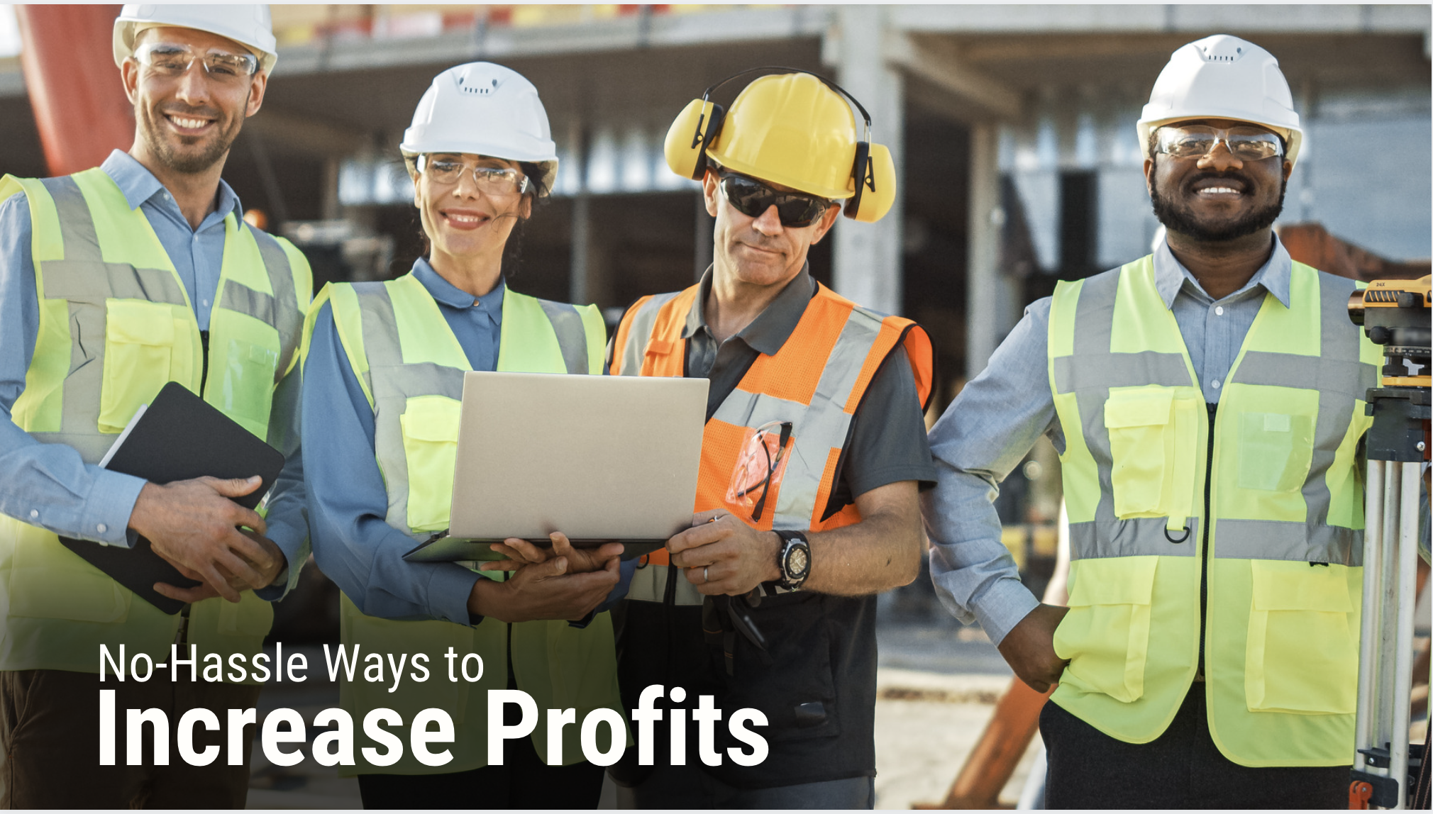 5 No-Hassle Ways to Increase Profits